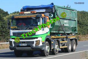 TR-00949 Volvo FMX Reg:- GK62VHZ Op:- Countrystyle