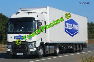 TR-00955 Renault  Reg:- NTS092 Op:- Karzol-trans