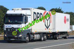 TR-00962 Mercedes Actros Reg:- ABAS341 Op:- DPD