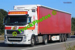 TR-00964 Volvo FH Reg:- CF158SC Op:- Contignon