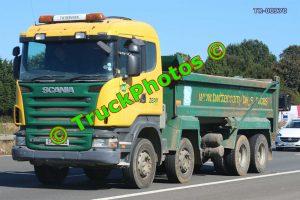 TR-00970 Scania R380 Reg:- EA09VLU Op:- TW Services