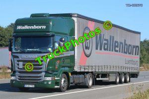 TR-00976 Scania R410 Reg:- IF20TTW Op:- Wallenborn