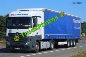 TR-00977 Mercedes Actros Reg:- HPJ667 Op:- Transtira