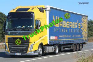 TR-00978 Volvo FH Reg:- MWV839 Op:- Waberer's
