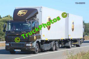 TR-00979 DAF CF Reg:- EU09ONC Op:- UPS