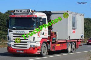 TR-00984 Scania R380 Reg:- AY07CNC Op:- David Watson