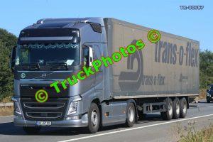 TR-00987 Volvo FH Reg:- HXGT22 Op:- Trans-o-flex