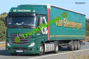 TR-00988 Volvo FH Reg:- JV2862 Op:- Kreiss