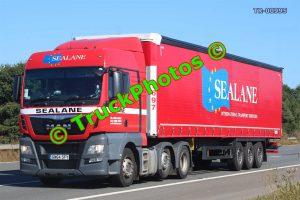 TR-00995 MAN  Reg:- GN64SFY Op:- Sealane