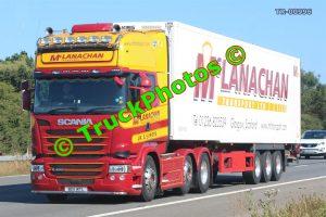 TR-00996 Scania R450 Reg:- BE11MTL Op:- McLanachan