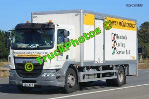 TR-01030 DAF LF Reg:- BU16AZR Op:- Roadtech Cutting