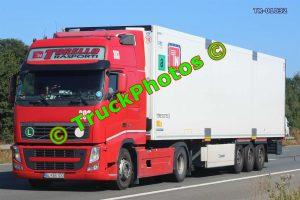 TR-01032 Volvo FH Reg:- BL36100 Op:- Torello Transporti