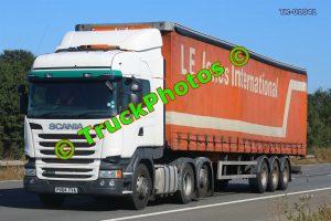 TR-01041 Scania R450 Reg:- PX64TYA Op:- LE Jones Int