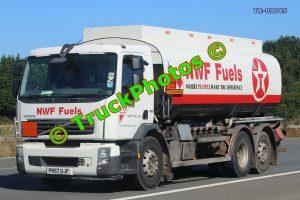 TR-01045 Volvo FE Reg:- PN57UJP Op:- NWF Fuels