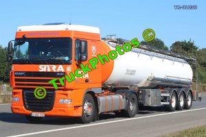 TR-01050 DAF XF Reg:- 1ENQ582 Op:- Sitra