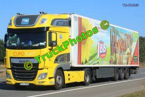 TR-01053 DAF XF Reg:- FG1485E Op:- Polish Product