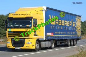 TR-01065 DAF XF Reg:- MNJ120 Op:- Waberer's