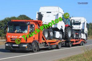 TR-01067 Iveco  Reg:- FZA24878 Op:- De Rooy