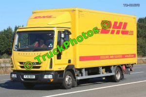 TR-01070 Iveco Eurocargo Reg:- FJ61BOH Op:- DHL