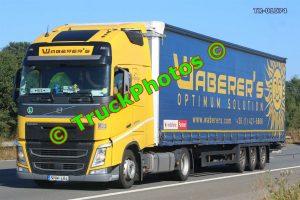 TR-01074 Volvo FH Reg:- NNW484 Op:- Waberer's