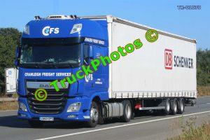 TR-01079 DAF  Reg:- CS63CFS Op:- DB Schenker