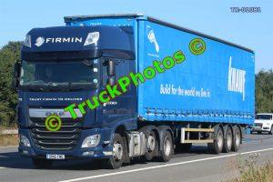 TR-01081 DAF XF Reg:- GN16FME Op:- Knauf