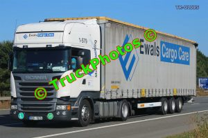 TR-01085 Scania R410 Reg:- 8U61979 Op:- Ewals Cargo Care