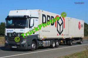 TR-01094 Scania Actros Reg:- ABAS430 Op:- DPD