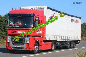 TR-01095 Renault  Reg:- 3AX1410 Op:- Subrt Transport