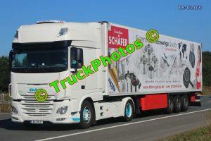 TR-01100 DAF  Reg:- KKHX7 Op:- Schafer