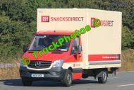 TR-01107 Mercedes  Reg:- HX15ODC Op:- P&H Snacks Direct