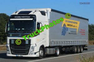 TR-01109 Volvo FH Reg:- 3SP4506 Op:- LKW Budweiser