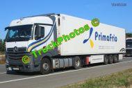 TR-01110 Mercedes Actros Reg:- 48OD84 Op:- Prima Frio