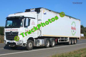 TR-01117 Mercedes  Reg:- GF14WSJ Op:- Waste-a-way
