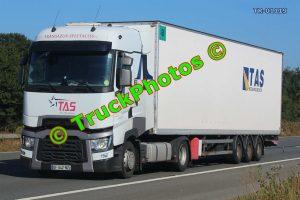 TR-01119 Renault  Reg:- DF542NZ Op:- TAS