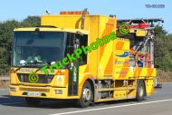 TR-01120 Mercedes Econic Reg:- GU09GVO Op:- Highways Agency