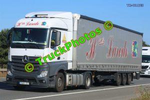 TR-01123 Mercedes Actros Reg:- 7623JCY Op:- Laredo
