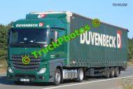 TR-01129 Mercedes  Reg:- 6P26530 Op:- Duvenbeck