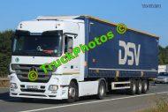 TR-01134 Mercedes Actros Reg:- BV91ATT Op:- DSV