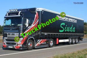 TR-01135 Volvo FH Reg:- WL1997H Op:- Siuda