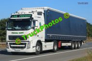 TR-01136 Volvo FH Reg:- 12LK2103 Op:- JPG Freight