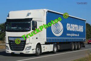 TR-01138 DAF XF Reg:- GA120EF Op:- Globtrans