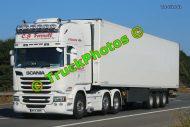 TR-01141 Scania R580 Reg:- 161DL2898 Op:- CJ Farrell