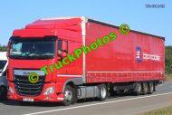 TR-01142 DAF XF Reg:- B189BIP Op:- Bipmobile