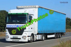 TR-01143 Mercedes Actros Reg:- AB59EXC Op:- Excelent-trans