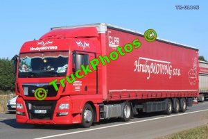 TR-01146 MAN  Reg:- 5AM2268 Op:- Hruby Moving