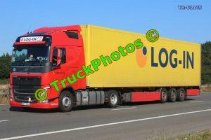 TR-01149 Volvo FH Reg:- 5E70473 Op:- Log-In