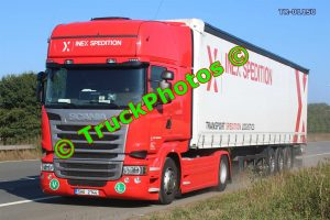 TR-01150 Scania  Reg:- 5H62144 Op:- Inex Spedition