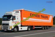 TR-0933 Volvo FH Reg:- ETM025 Op:- Express Trailers