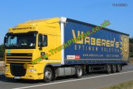 TR-0934 DAF XF Reg:- MLG166 Op:- Waberer's